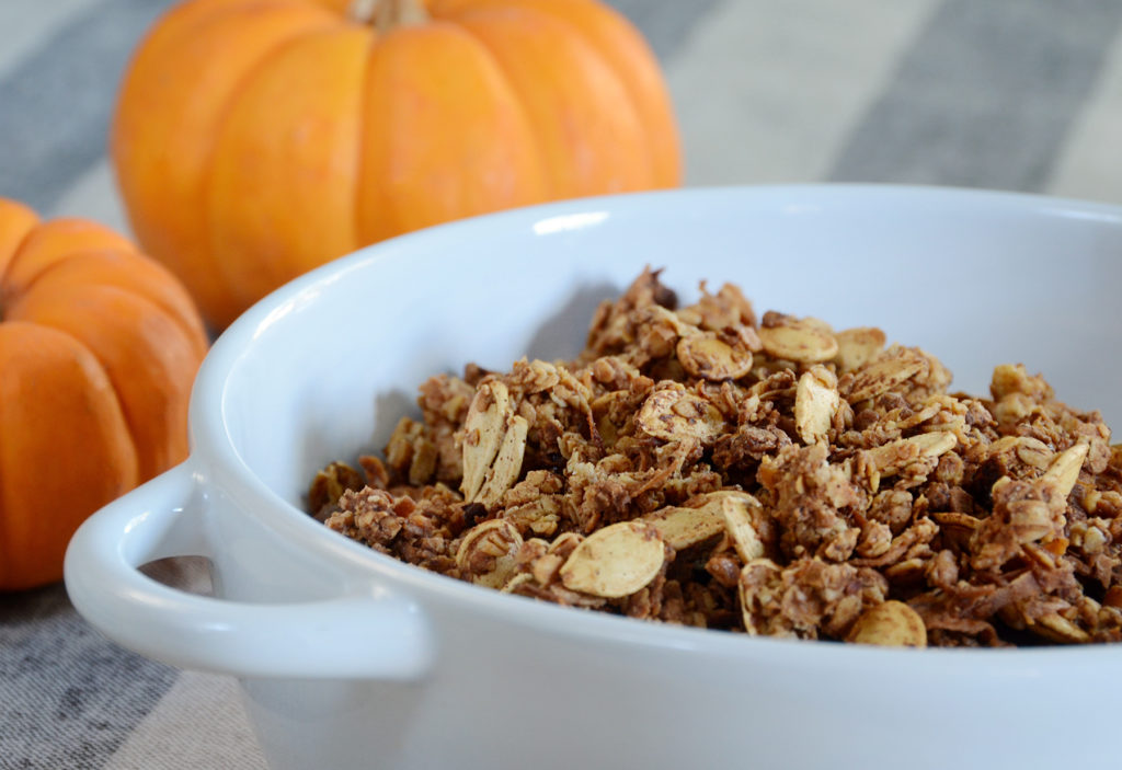 Pumpkin granola recipe final 2