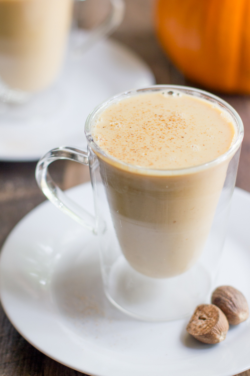 Pumpkin white hot chocolate recipe