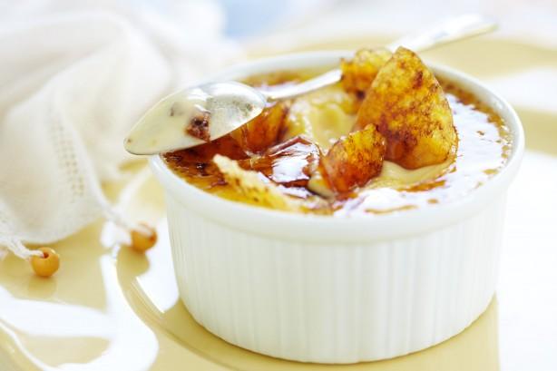 Vanillabean creme brulee