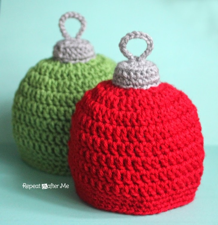 Christmas ornament hat