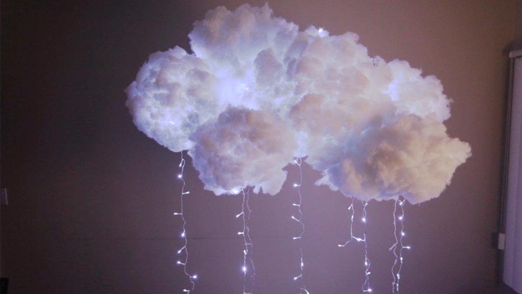 Diy cloud lights