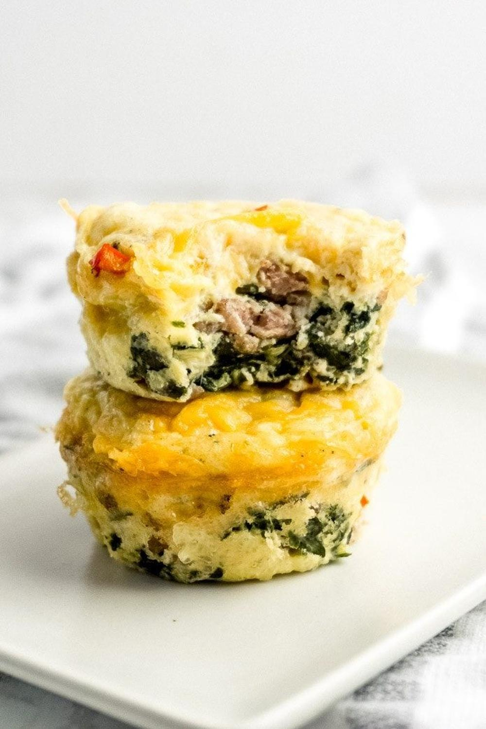 Keto egg muffins easy thanksgiving appetizers