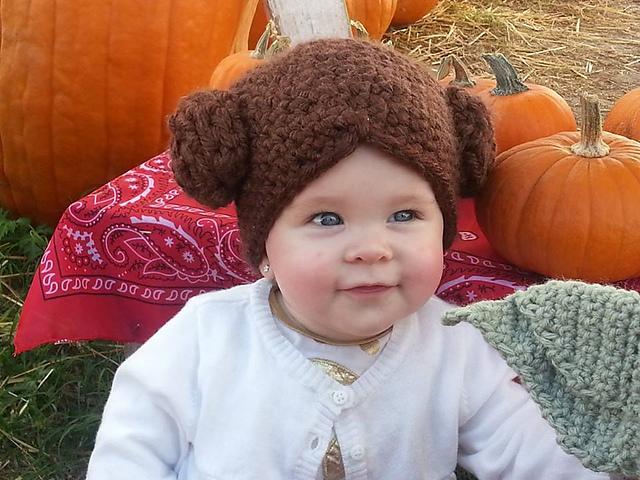 Princess leia hat