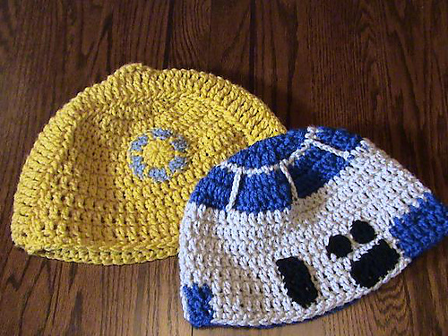 Star wards droid beanies