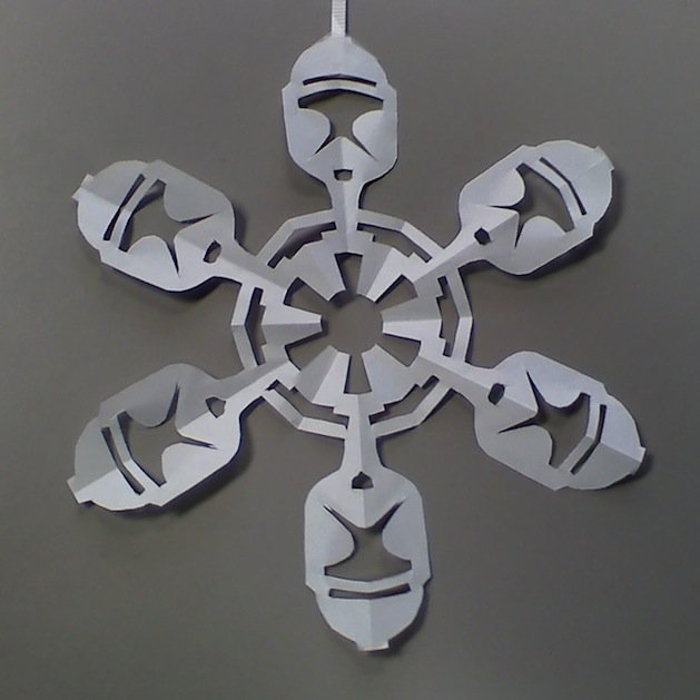 Star wars snowflake