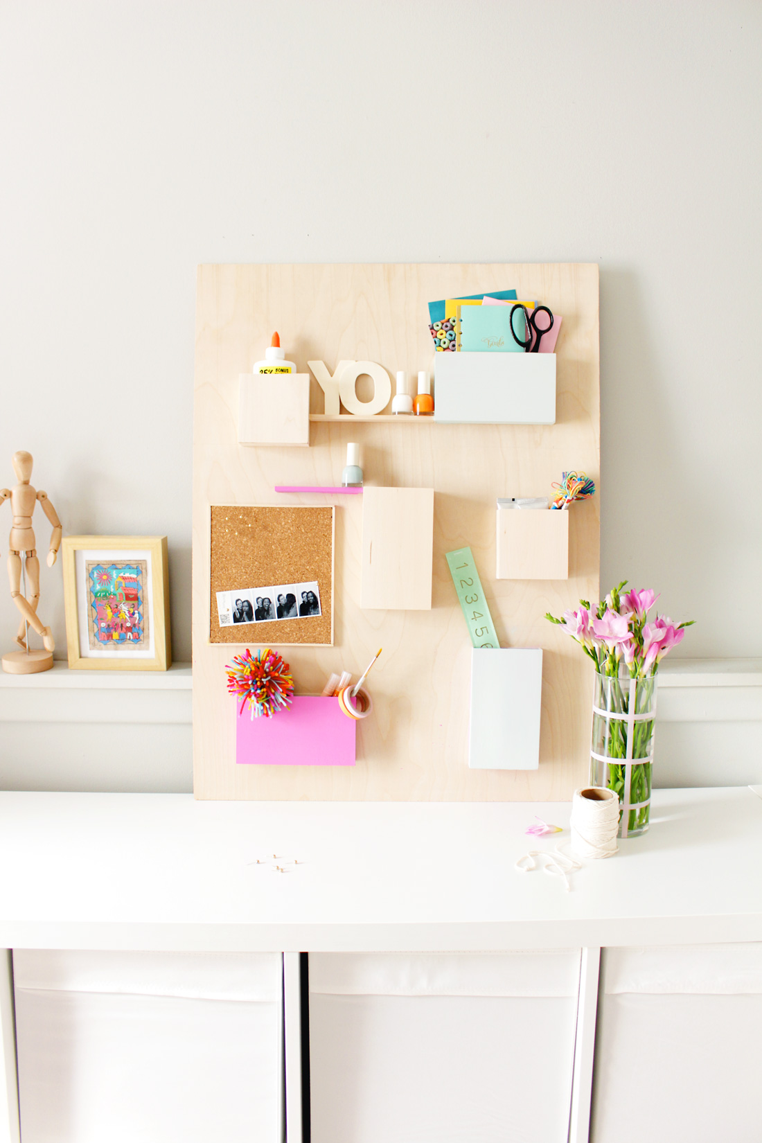 25 Clever DIY Organization Ideas