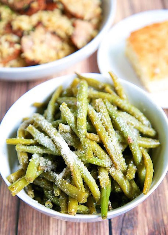 Cesar green beans recipe