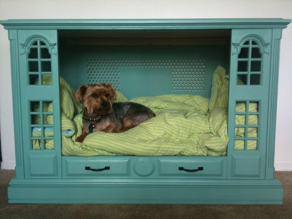19 Wooden Dog Beds To Create For Your Furry Four Legged Friends