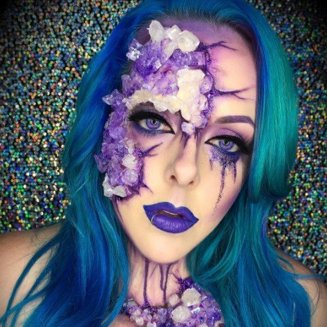 21 Fabulous And Fun Face Paint Ideas You Can Recreate At Home