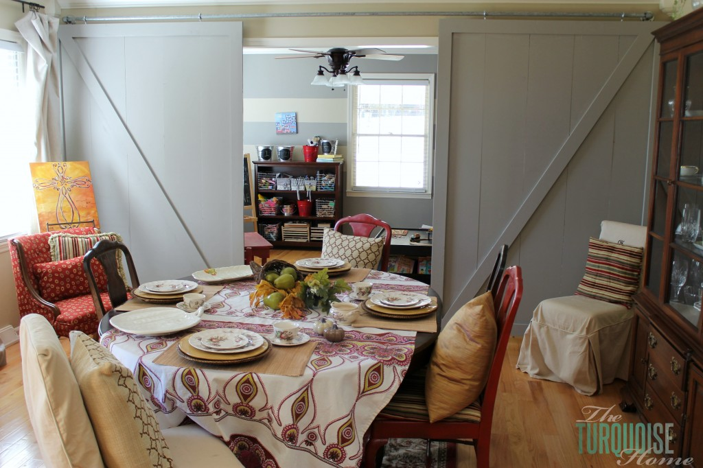 After dining room makeover barn doors 2 copy 1024x682