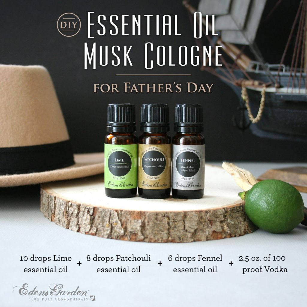 Diy essential oil musk cologne