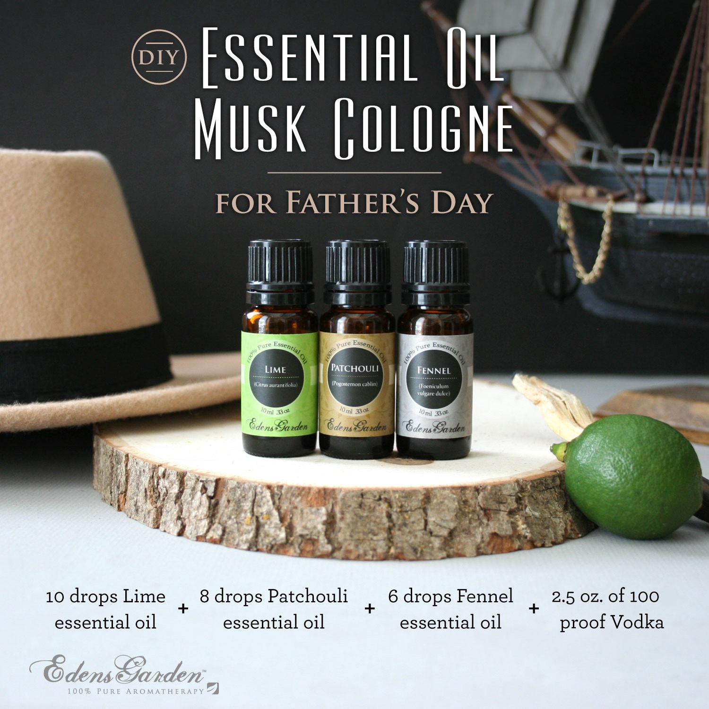 Diy essential oil musk cologne