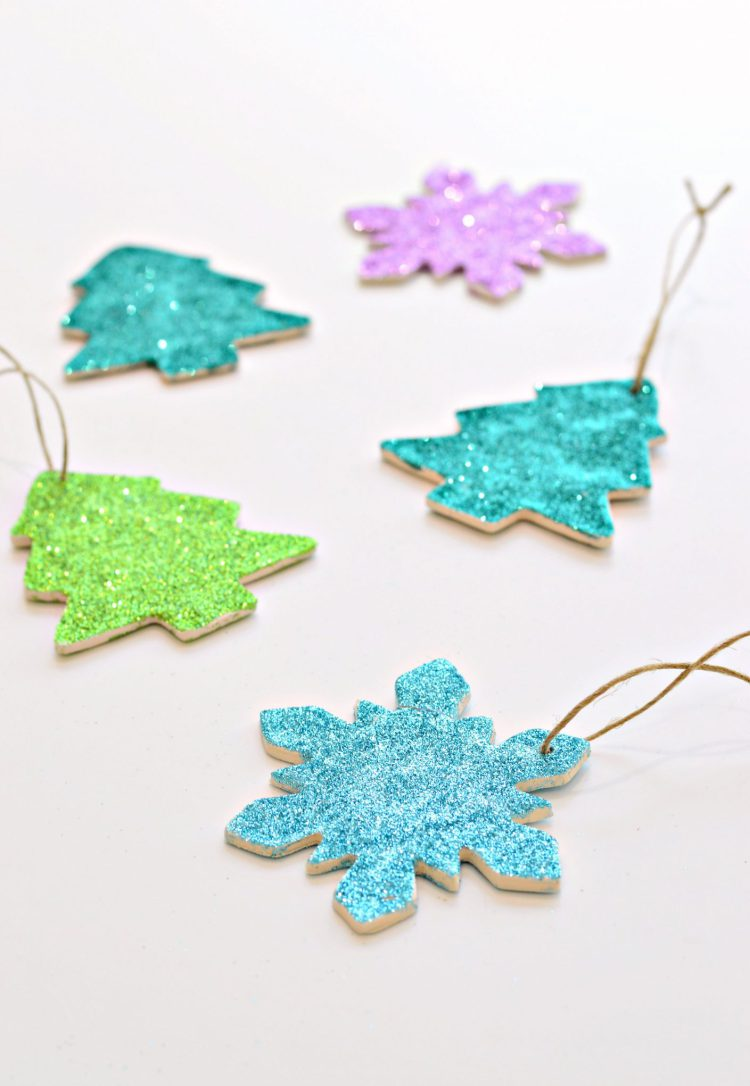 25 diy christmas ornaments for kids diy polymer clay christmas ornaments solutioingenieria Choice Image