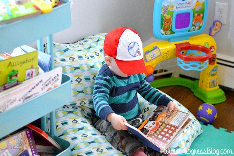 Diy Toddler Beanbag Chair