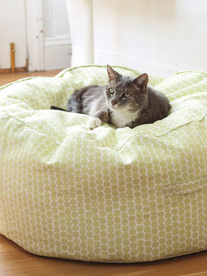 Diy Simple Bean Bag Chair