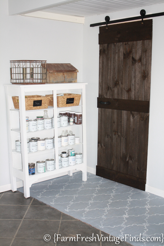 How to build a barndoor sliding diy