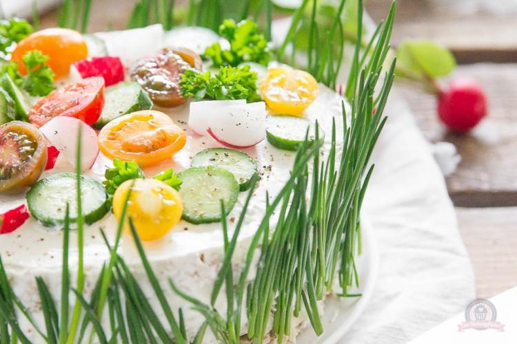 Savory sandwich cake recipe sandwichtorte