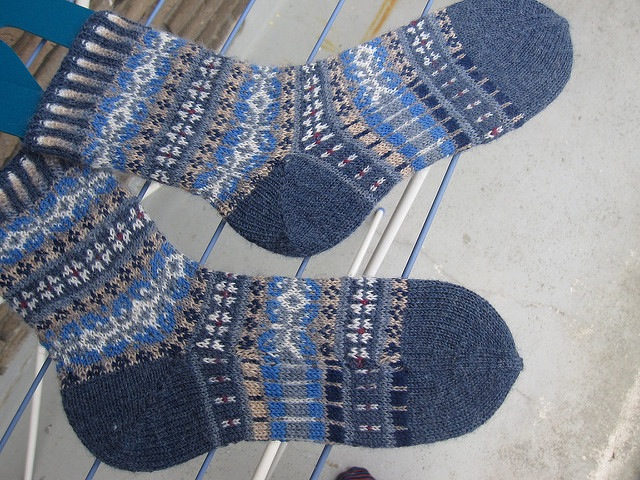 Winter mix socks