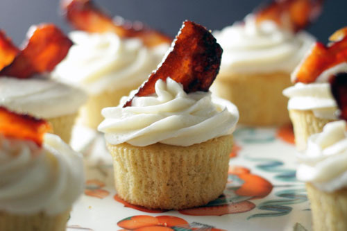 Diy bacon and beer cupcakes