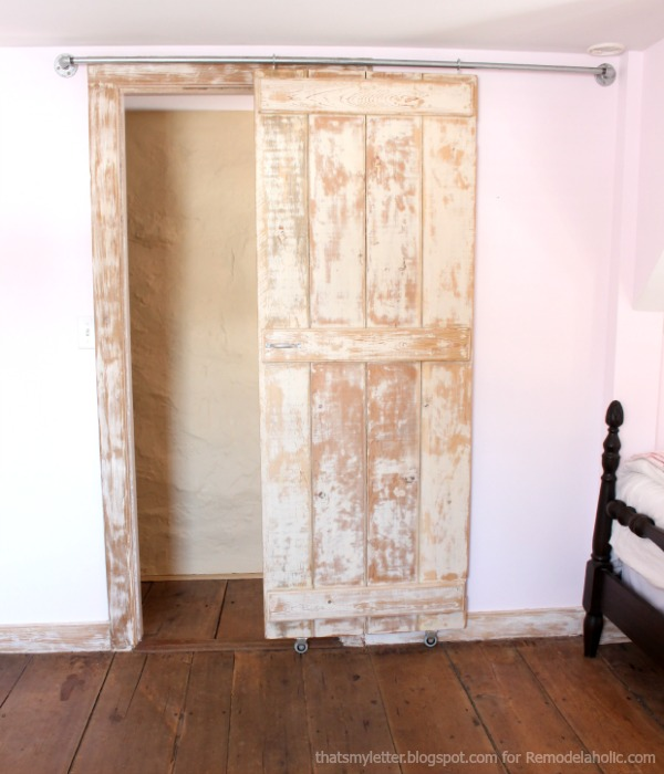 Genial Diy Barn Door Slider Distressed
