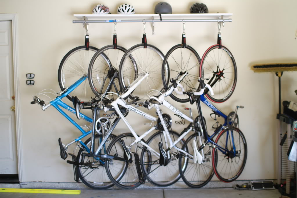 Diy Family Bike Rack