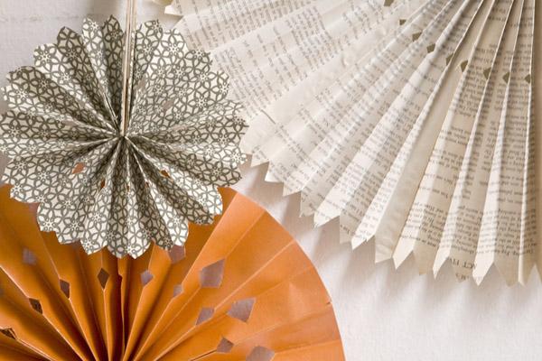 Diy paper wheels