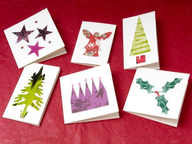 Diy recycled paper cards