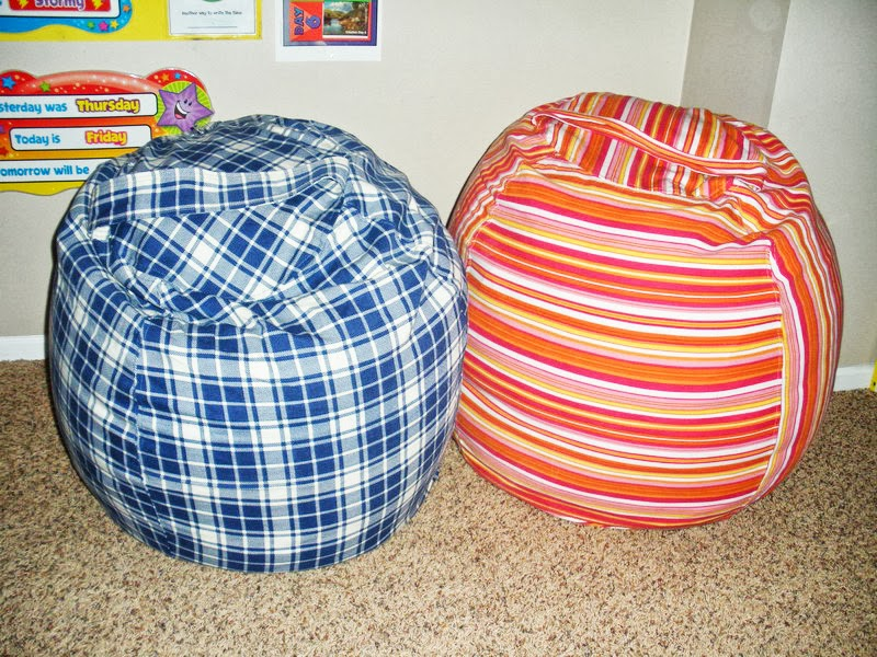 Diy Rollie Pollie Bean Bag Chairs