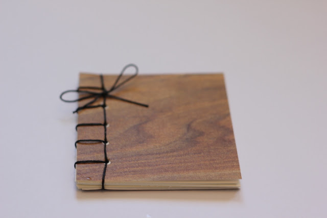 Diy tiny notebooks