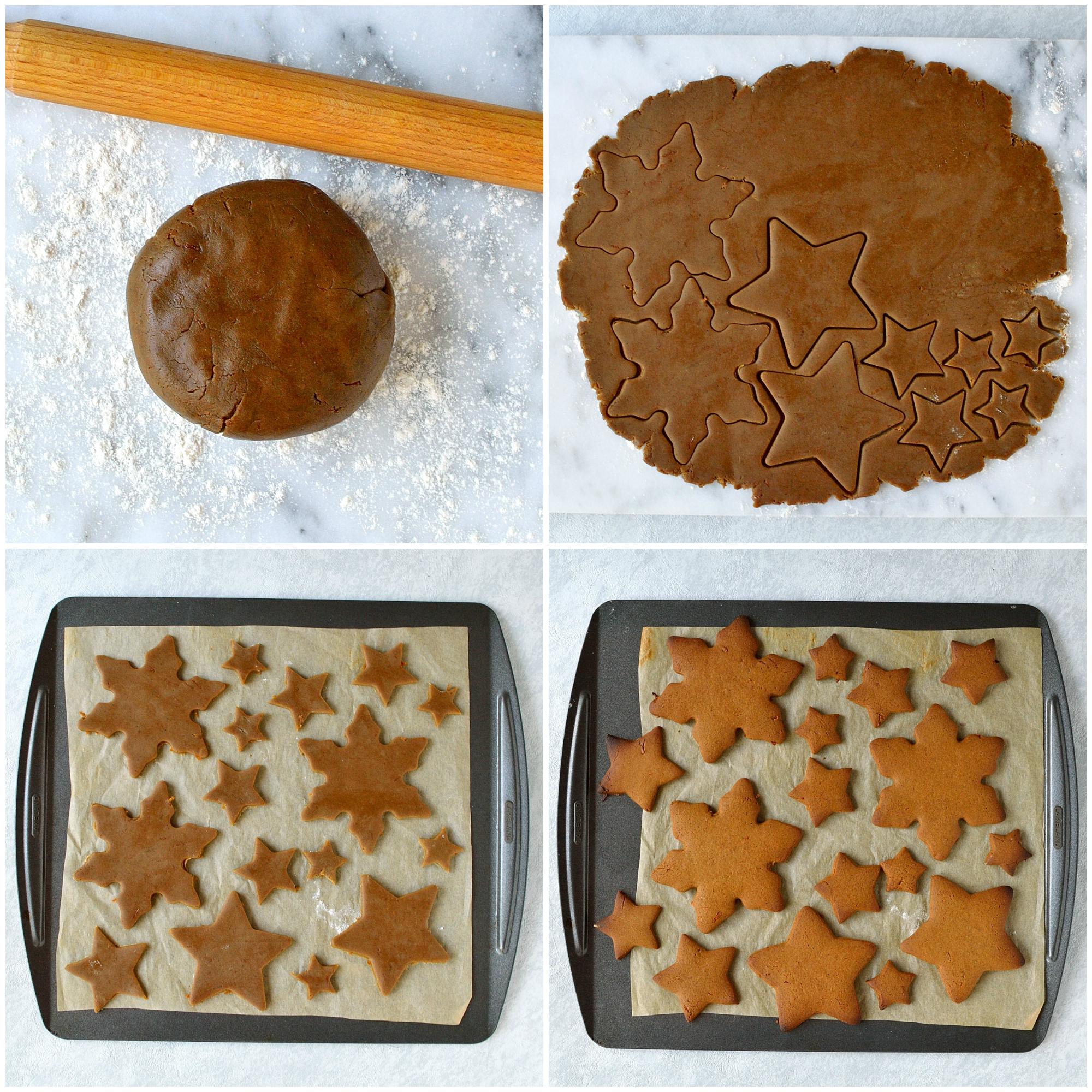 Gingerbread steps 2