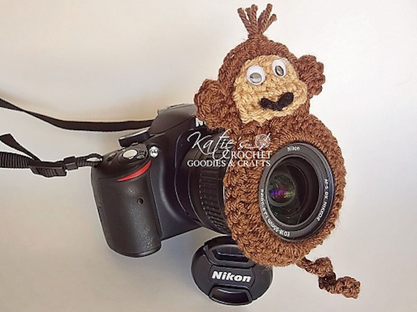 Monkey lens buddy