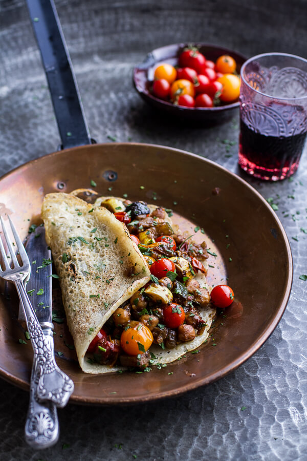 25 Savory Crepe Fillings To Round Out Your Brunch Menu