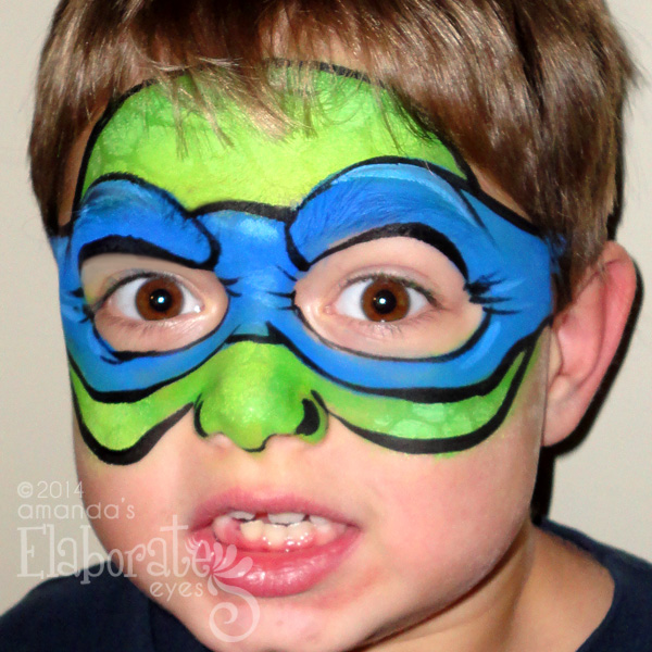 50 Fabulous And Fun Face Paint Ideas You Can Recreate At Home