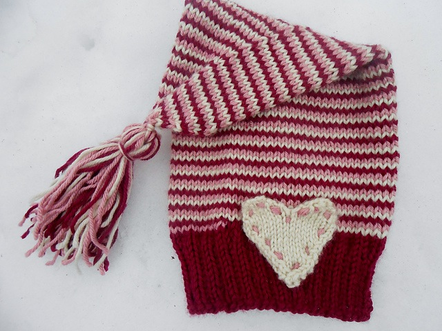15 Simple Valentines Day Knitting Patterns