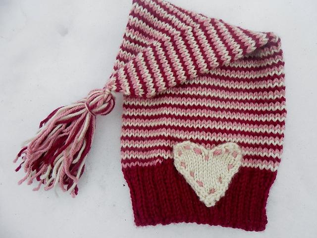 Valentine's day candy pop hat
