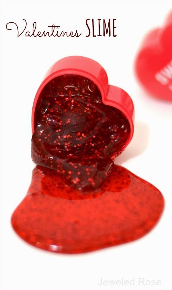 Valentine's slime