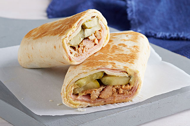 Cuban burrito recipe