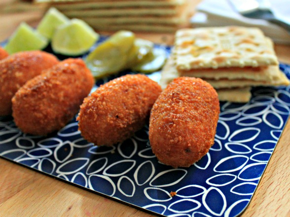 Cuban croquettes recipe