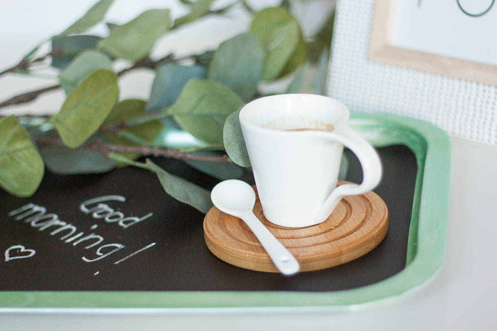 Diy blackboard tray set2