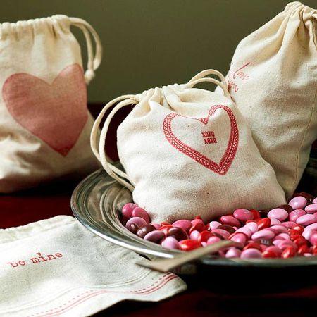 Diy candy bags
