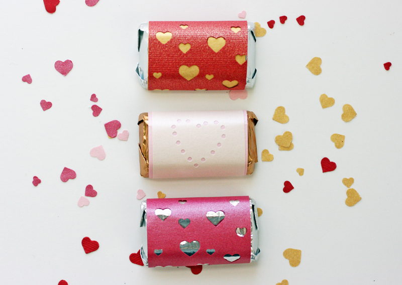 Diy candy wrappers