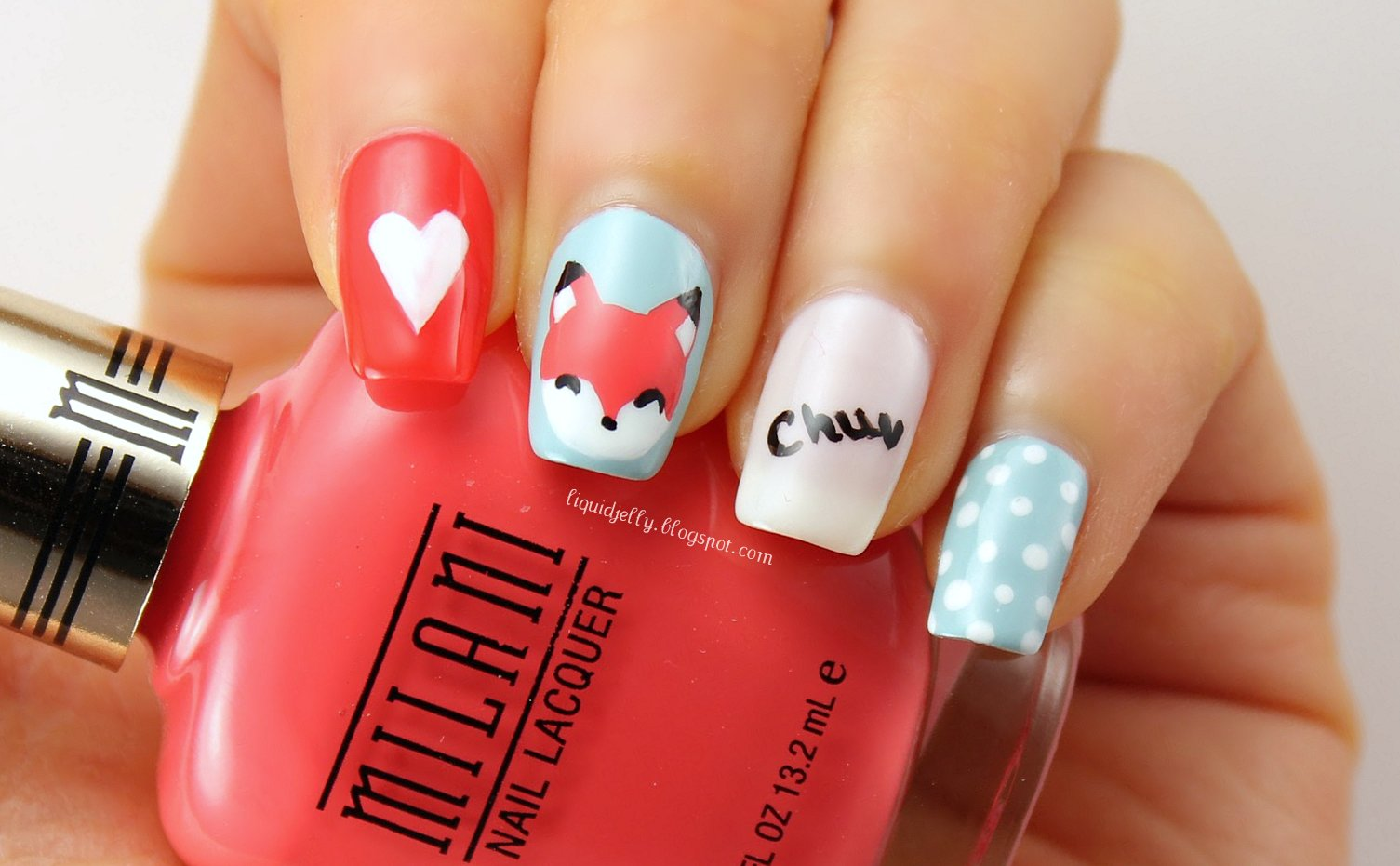 20 Valentine\'s Day Nails That Make The Most Charming Manicure