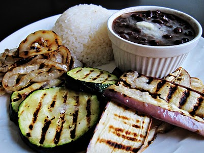 Grilled cuban veggies recipe