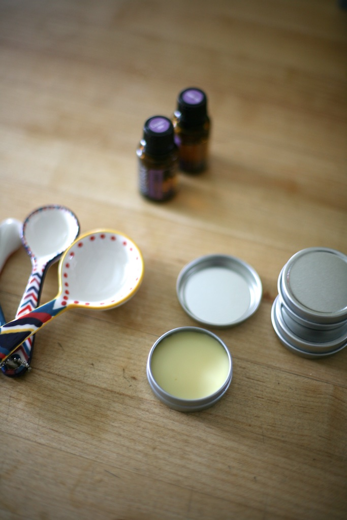 All natural solid perfume diy
