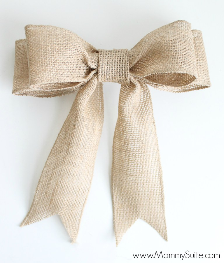 How To Make A Bow 25 Awesome Diys