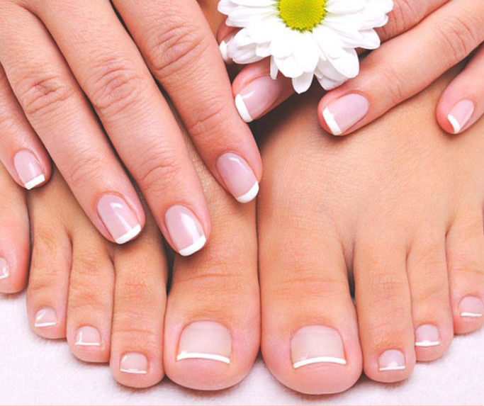 Coconut oil nail health