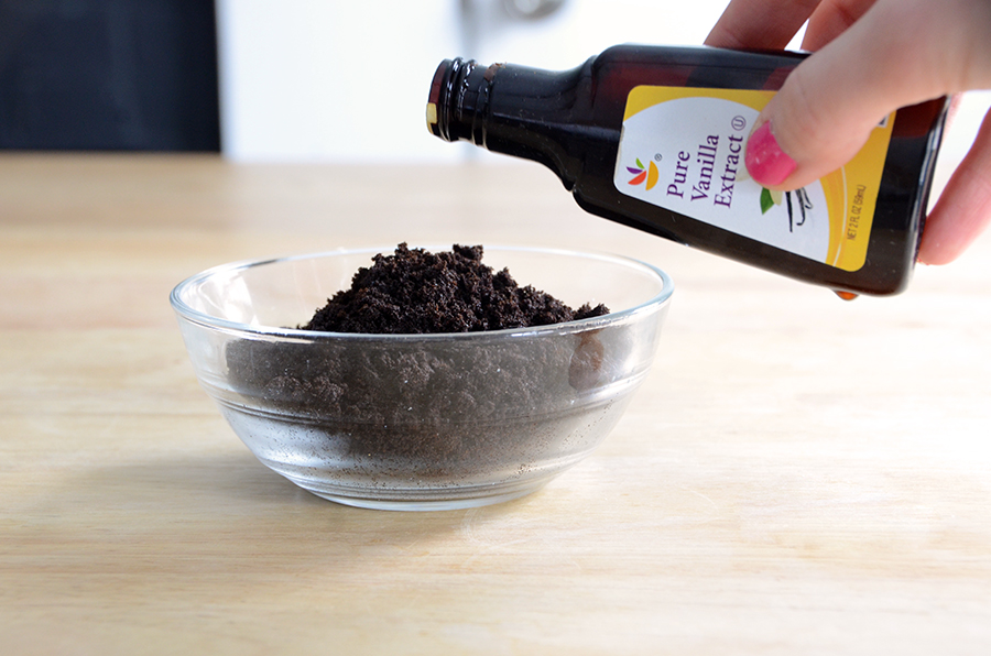 Diy coffee scrub bars step 1