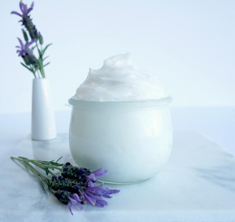 Diy lavender coconut balm