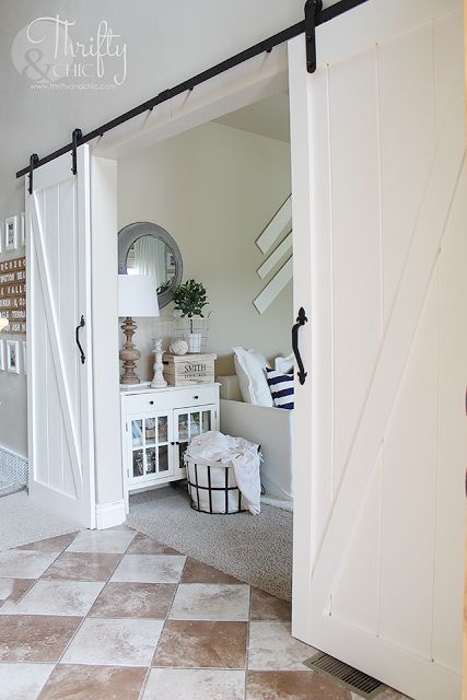 diy chic barn doors
