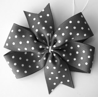 Pinwheel bow tutorial
